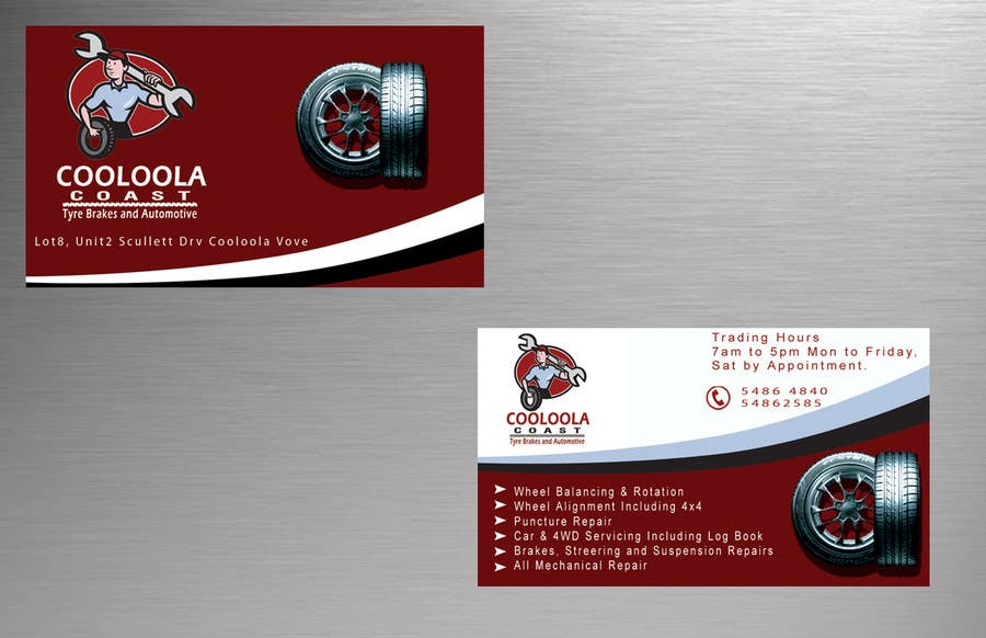 Entry #22 by Farhanali858 for Design some Stationery, Business Cards ...