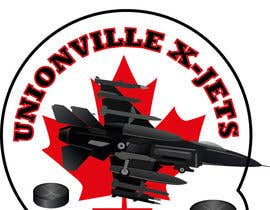 nº 5 pour Design a Hockey Jersey Logo par spirosmakris