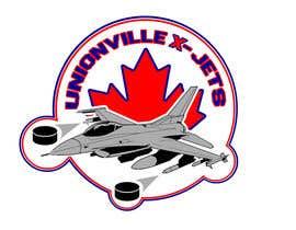 Nro 17 kilpailuun Design a Hockey Jersey Logo käyttäjältä aishaelsayed95