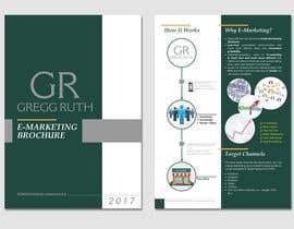 Nro 18 kilpailuun Brand/Design a Brochure käyttäjältä ferisusanty