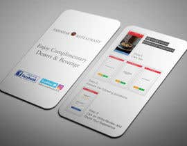 #8 for Design some Business Cards size with promo cards by smartghart