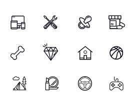 nº 9 pour Design some Icons par rivasfjl
