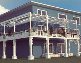 #30 for Create a concept home deck by IslamFikry