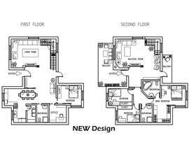 #20 for House plan distribution by abdosoltan7