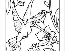 #8 for 5 Nature-Based Coloring Pages Needed by crossforth