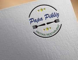 #21 for Need Restaurent Logo- Papa Pikliz by ataurbabu18