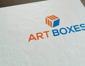 Nro 49 kilpailuun Design a Logo - ART BOX käyttäjältä mohammadali008