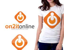 #53 cho Logo Design for on2itonline bởi csdesign78