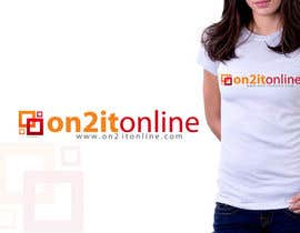 nº 63 pour Logo Design for on2itonline par csdesign78