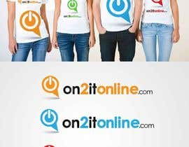 nº 44 pour Logo Design for on2itonline par IzzDesigner