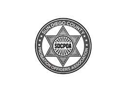 nº 78 pour Design a Logo for the SDCPOA the San Diego County Probation Officers Association par jakirhossenn9