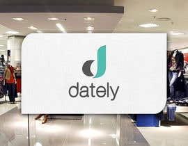Nro 147 kilpailuun Dately Logo käyttäjältä kikonoll1981