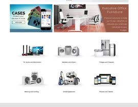 #14 for Re-design teh layout to our website homepage by evanceflores
