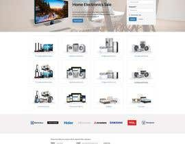 #50 for Re-design teh layout to our website homepage by vw7917751vw