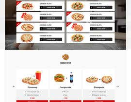 nº 15 pour Website Design Pizza Shop par greenarrowinfo