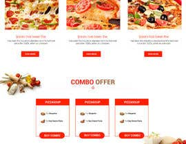 #6 for Website Design Pizza Shop by saidesigner87