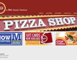 nº 3 pour Website Design Pizza Shop par ISRAFIL01