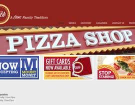 #3 for Website Design Pizza Shop by ISRAFIL01