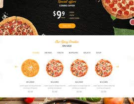 nº 20 pour Website Design Pizza Shop par LynchpinTech