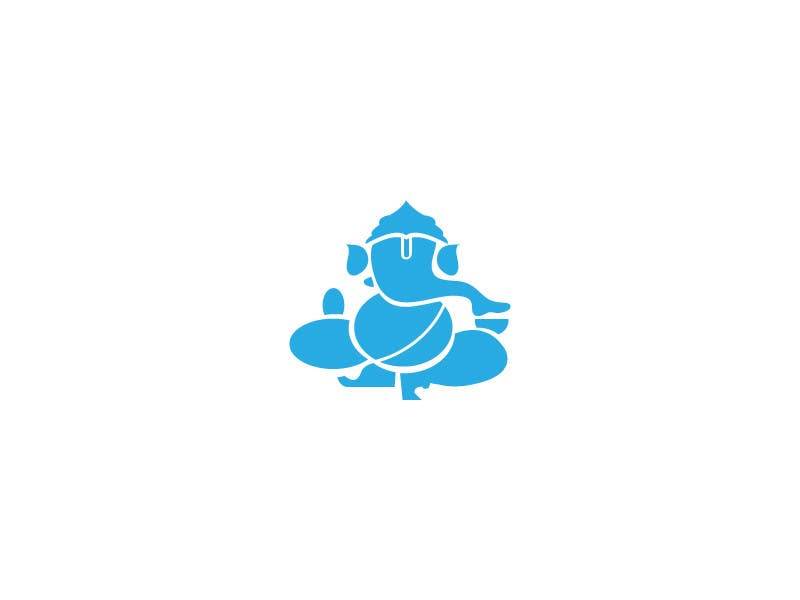 Proposition n°21 du concours logo with lord ganesh