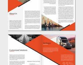 Nro 10 kilpailuun Bi-Fold Corporate Brochure käyttäjältä fler