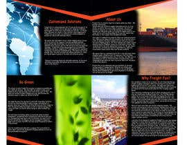 #6 for Bi-Fold Corporate Brochure by adminenc