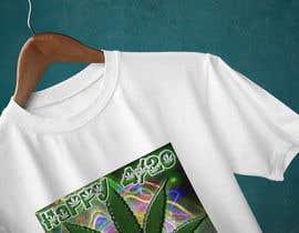 nº 82 pour Design a 420 T-Shirt. par mhmajumder30