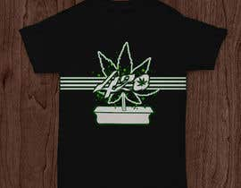 #73 for Design a 420 T-Shirt. by Mominul2011