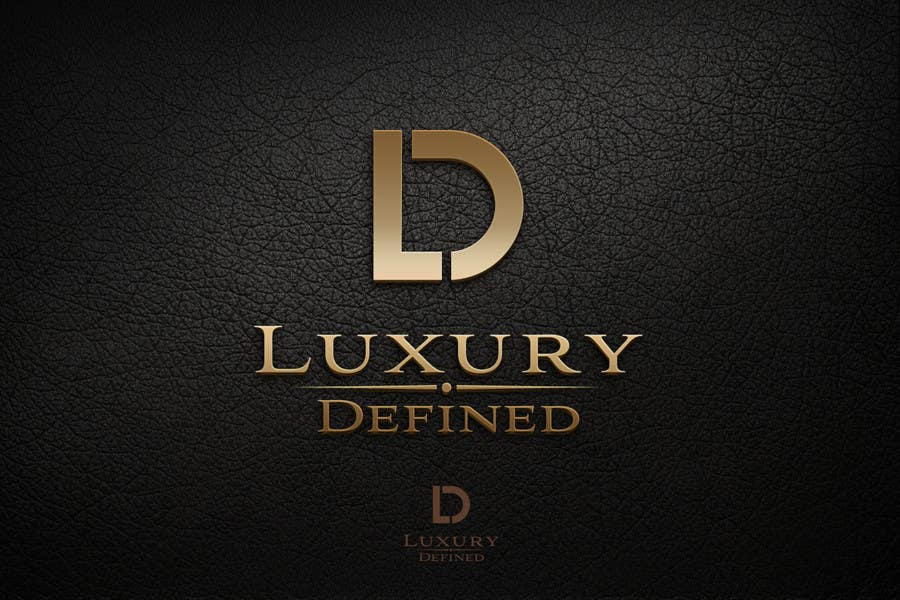 #105 for Logo Design for Luxury Defined by dimitarstoykov