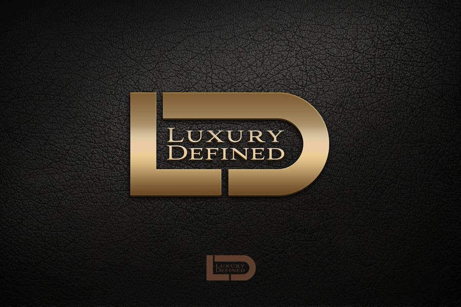 #107 for Logo Design for Luxury Defined by dimitarstoykov