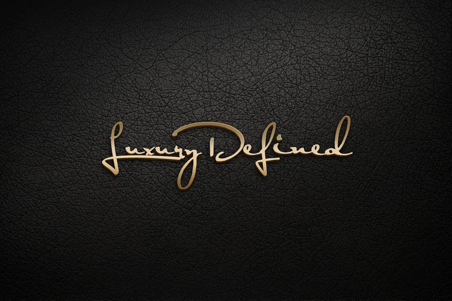 #160 for Logo Design for Luxury Defined by dimitarstoykov