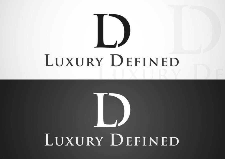 #330 for Logo Design for Luxury Defined by airtalk