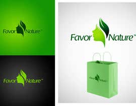 #431 para Logo Design for Favor Nature por twindesigner