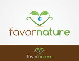 #375 para Logo Design for Favor Nature por coldxstudio