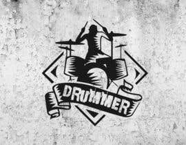nº 67 pour Design a Drummer T-shirt par SupertrampDesign