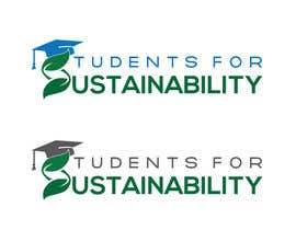 "nº 82 pour Environmental Logo Design Needed for University Business Club ""Students for Sustainability"" par sakibongkur"