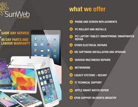 nº 21 pour Create Digital Advert/Flyer/Picture for Services Provided par valeriecasanova