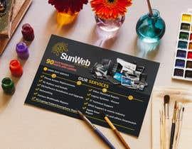 nº 31 pour Create Digital Advert/Flyer/Picture for Services Provided par NazmulIslam99