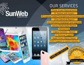 nº 11 pour Create Digital Advert/Flyer/Picture for Services Provided par naharnurunntrbdr