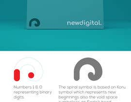 #16 for Design a Modern Logo for a Digital Agency by beckzozone