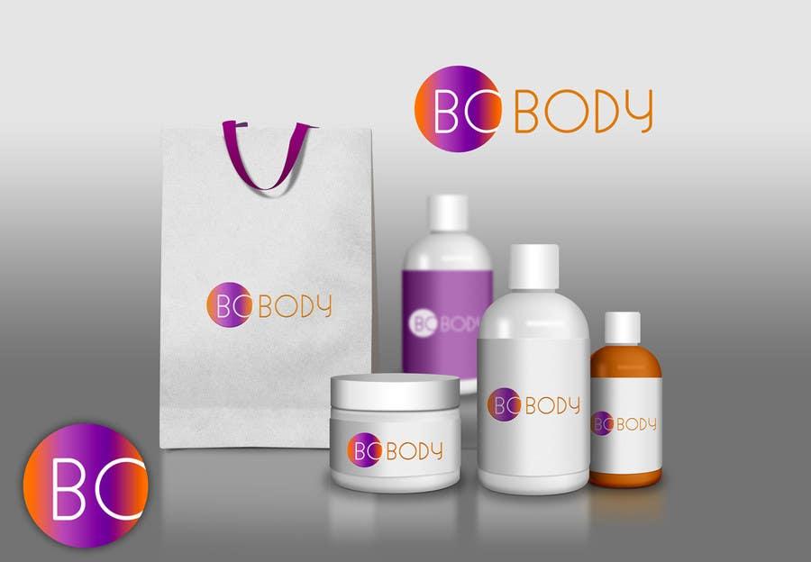 Kilpailutyö #331 kilpailussa Logo for skin care products