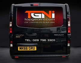 #27 for VEHICLE GRAPHICS DESIGN by gonart