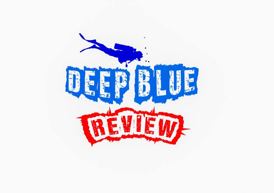 Proposition n°23 du concours Deep Blue Review logo required