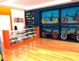 Nro 22 kilpailuun 3D Modelling for retail store käyttäjältä JohanKloppers