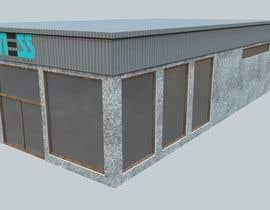 Nro 7 kilpailuun 3D Modelling for retail store käyttäjältä mariafmartino