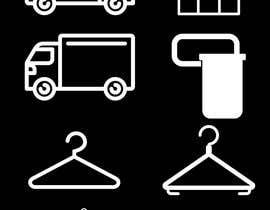 nº 4 pour Design some Icons par graphicgallery