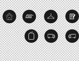 nº 8 pour Design some Icons par graphicgallery