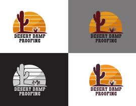Nro 29 kilpailuun Desert Damp Proofing logo käyttäjältä brahimtaleb
