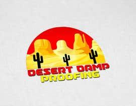 Nro 40 kilpailuun Desert Damp Proofing logo käyttäjältä Seap05