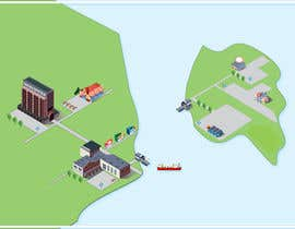 #2 for Design of Isometric map / Game map by kousheff